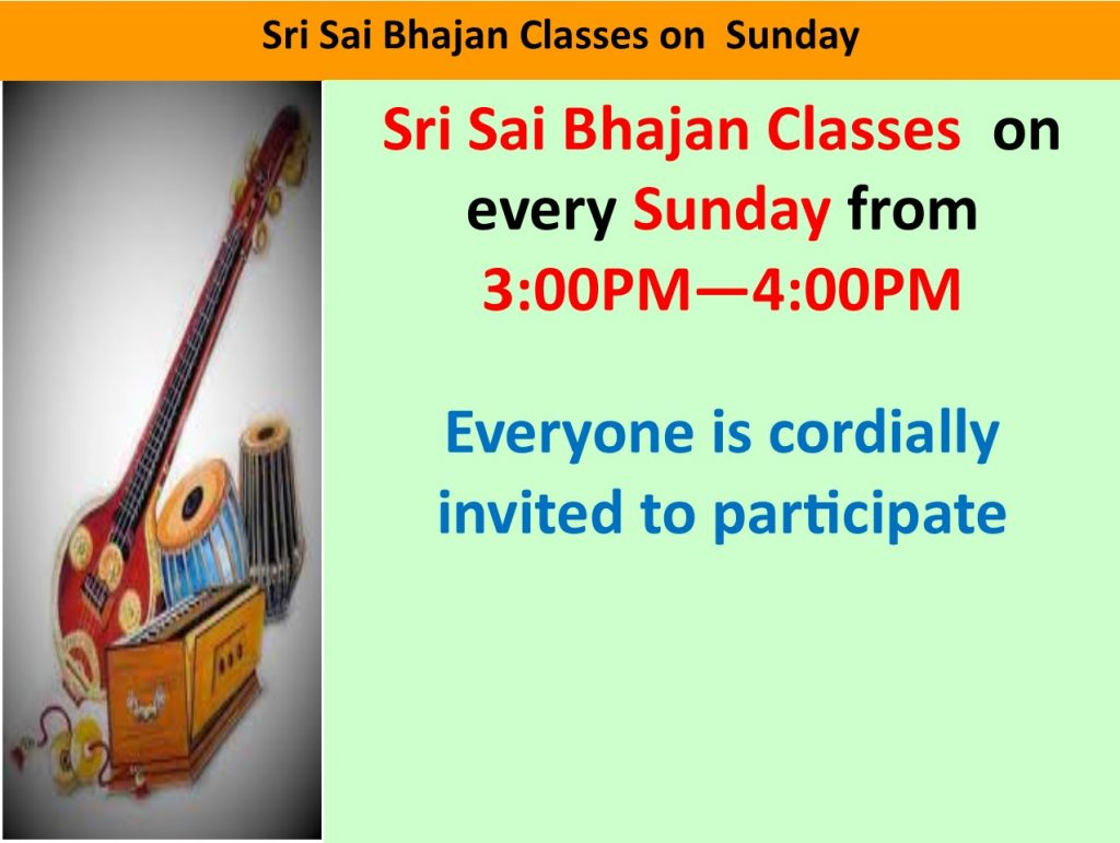 Free Bhajan Classes